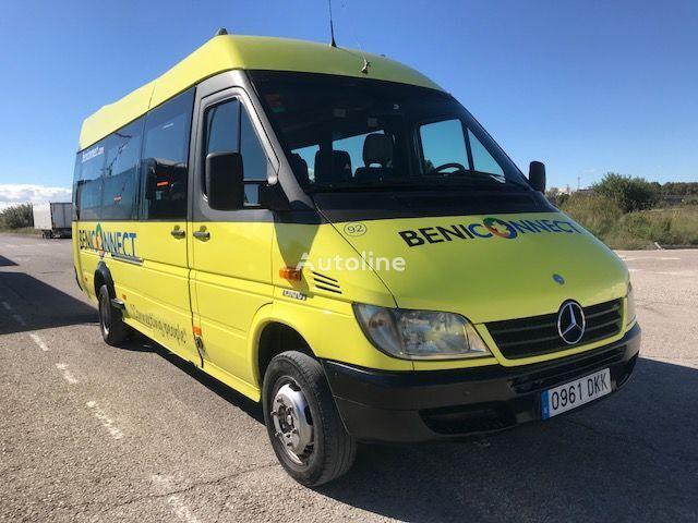 пассажирский микроавтобус MERCEDES-BENZ 416CDI