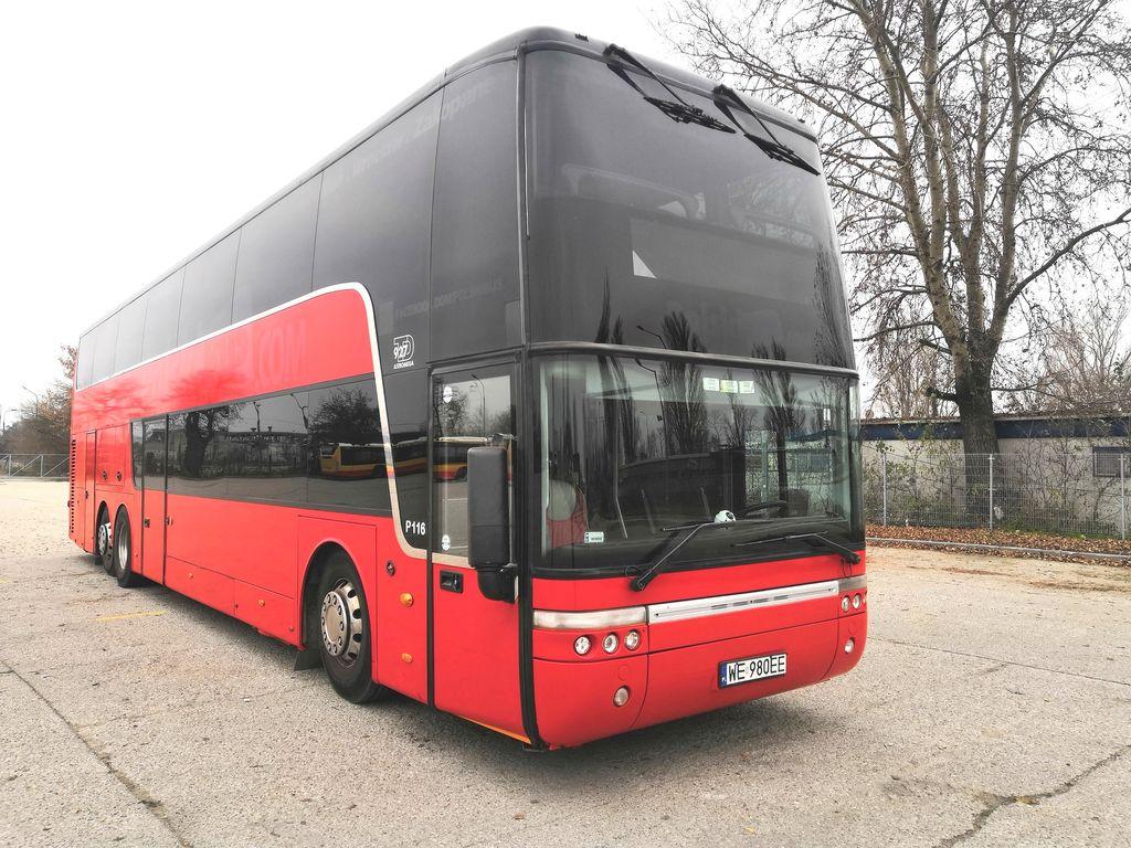двухэтажный автобус VAN HOOL TD 927 Astromega