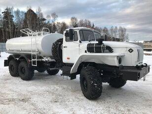 новая автоцистерна УРАЛ Автомобиль специальный 5677 автоцистерна для перевозки питьевой