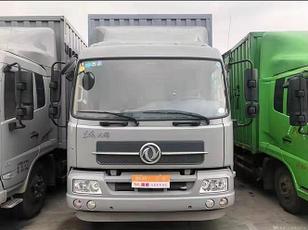 автофургон DONGFENG Cargo truck