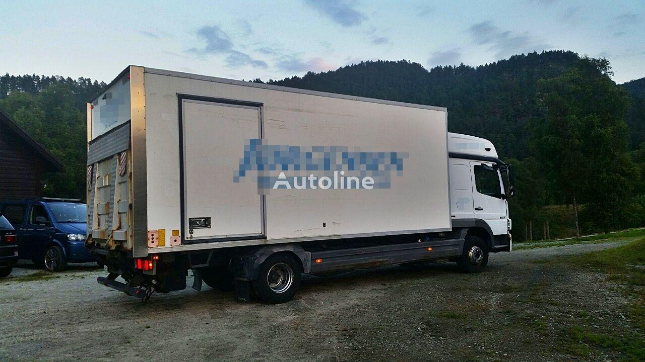 автофургон MERCEDES-BENZ Atego 822 4x2*Koffer*Lift*Manual*Euro 4
