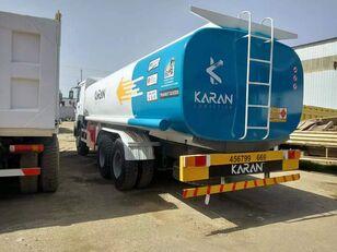 бензовоз HOWO 6x4 Aluminium Compartments Fuel Tank Truck