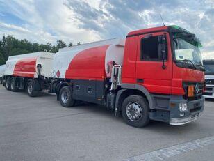 бензовоз MERCEDES-BENZ 1844. 1846 Tankwagen 13050L + цистерна гсм