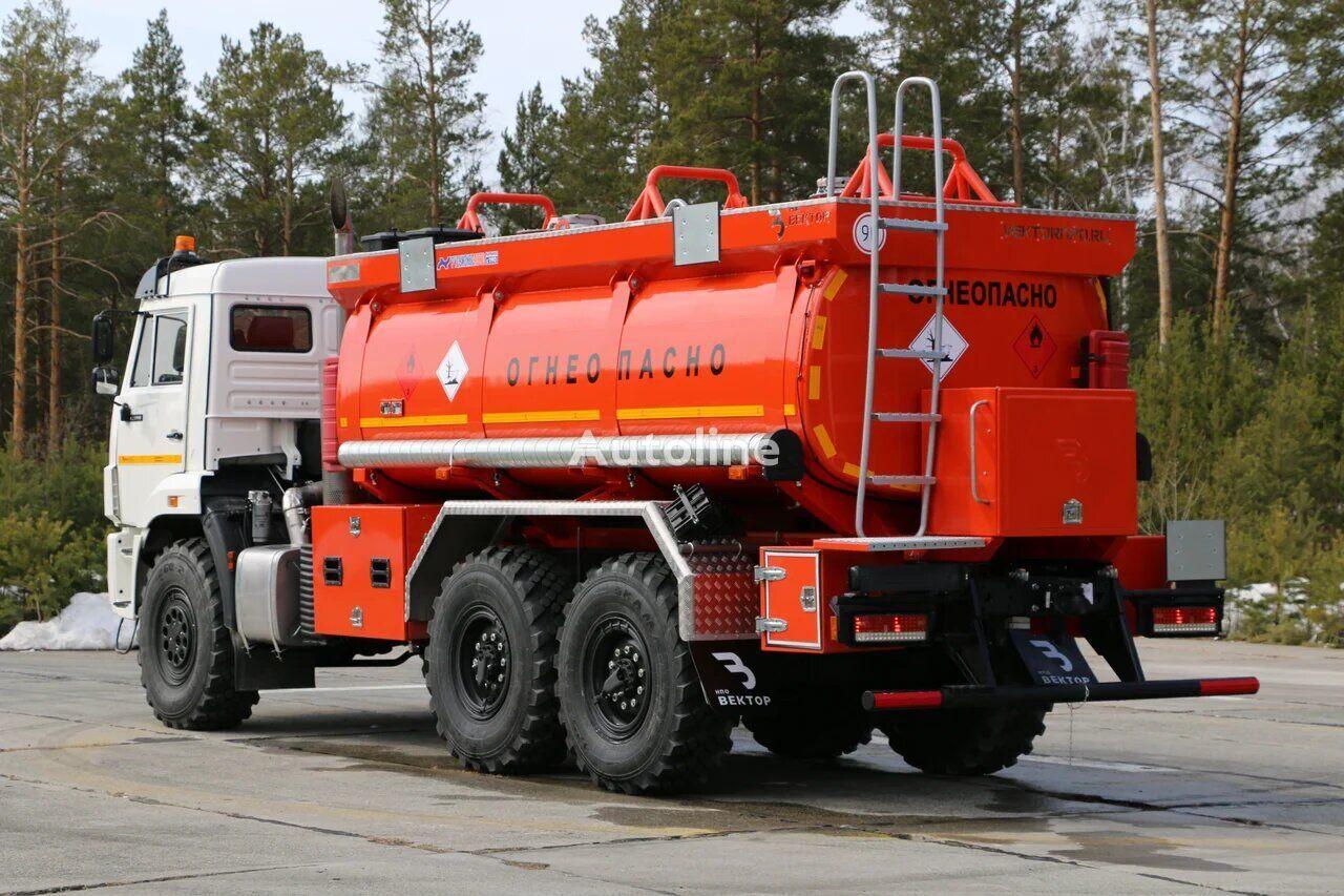 бензовоз КАМАЗ 4681А2-11
