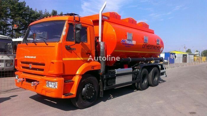 бензовоз КАМАЗ 65115-3966-50