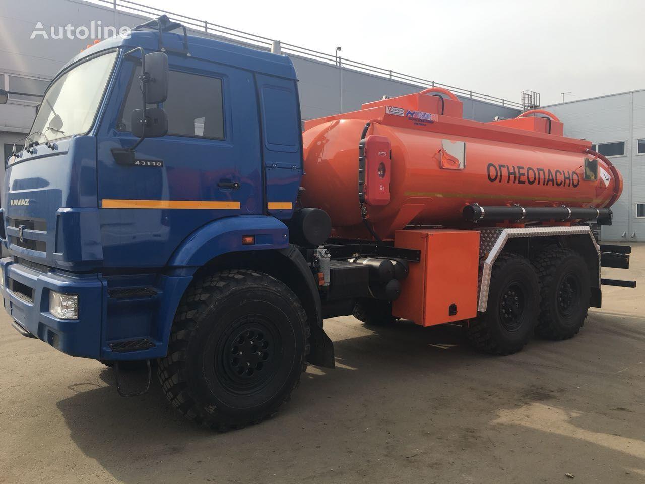 бензовоз КАМАЗ RK3311