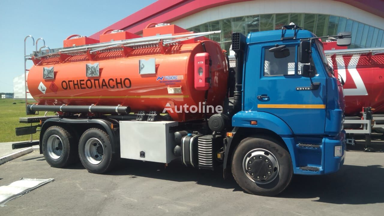 бензовоз КАМАЗ RK3315