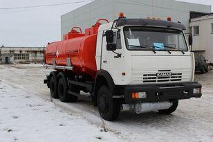 новый бензовоз КАМАЗ АЦ-17-65115