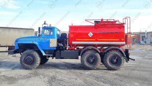 новый бензовоз УРАЛ 4320