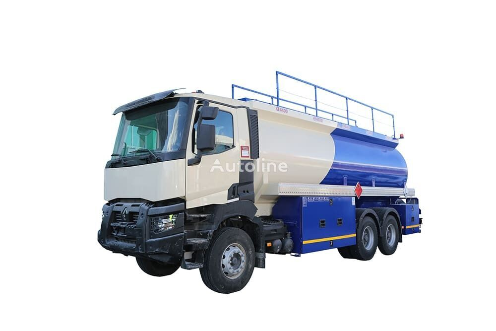 новый бензовоз RENAULT RENAULT  - CODER FUEL TANKER UP TO 26000L