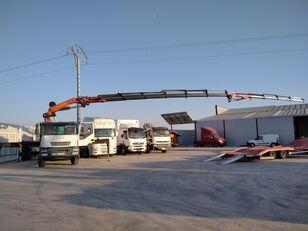 бортовой грузовик IVECO Trakker 310