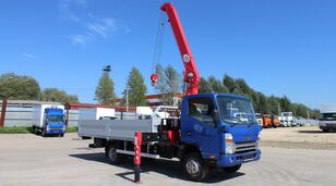 бортовой грузовик JAC КМУ N 75