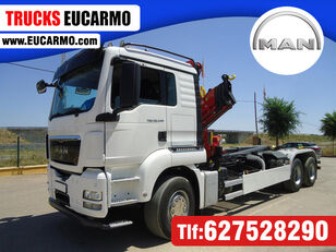 бортовой грузовик MAN TGS 26 440