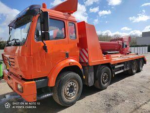 бортовой грузовик MERCEDES-BENZ 3235   8X4 (((TOP CONDITION))))