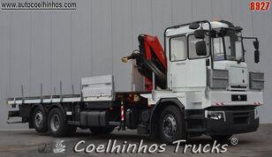 бортовой грузовик RENAULT 320 DXi