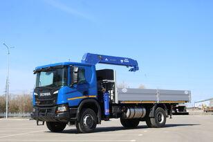 новый бортовой грузовик SCANIA P440B HZ