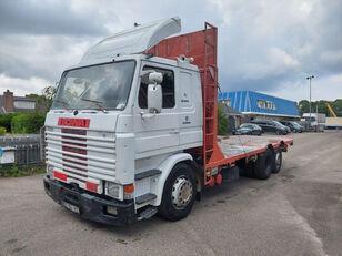 бортовой грузовик SCANIA R143-470 V8 MANUAL
