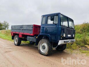 бортовой грузовик SCANIA TGB 30