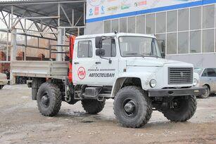 новый бортовой грузовик ГАЗ 33088 Егерь