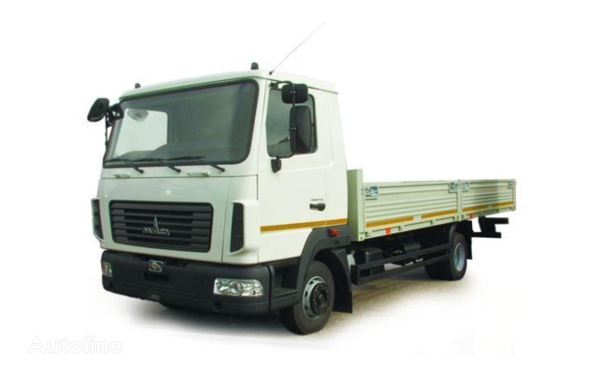 новый бортовой грузовик МАЗ 4371C0