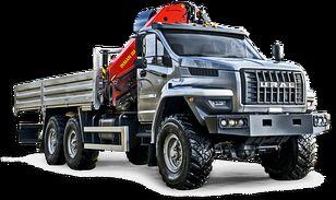 новый бортовой грузовик УРАЛ 4320