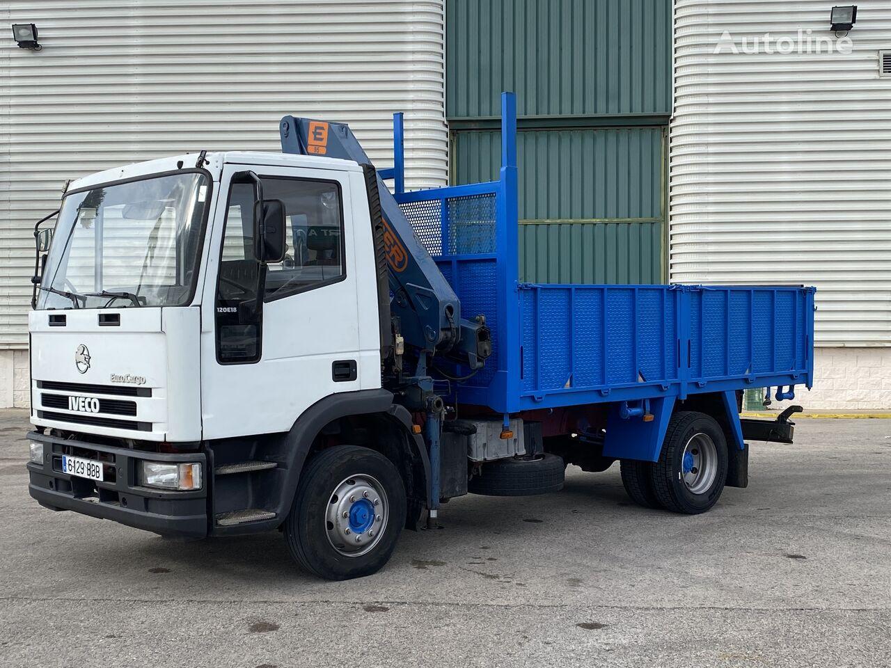 бортовой грузовик IVECO EUROCARGO 120E18