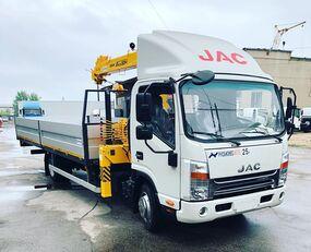 бортовой грузовик JAC 438938 Автомобиль бортовой с КМУ