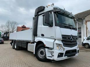 бортовой грузовик MERCEDES-BENZ Actros 2548 6x2