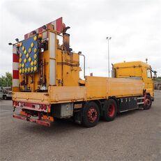 бортовой грузовик SCANIA 113M