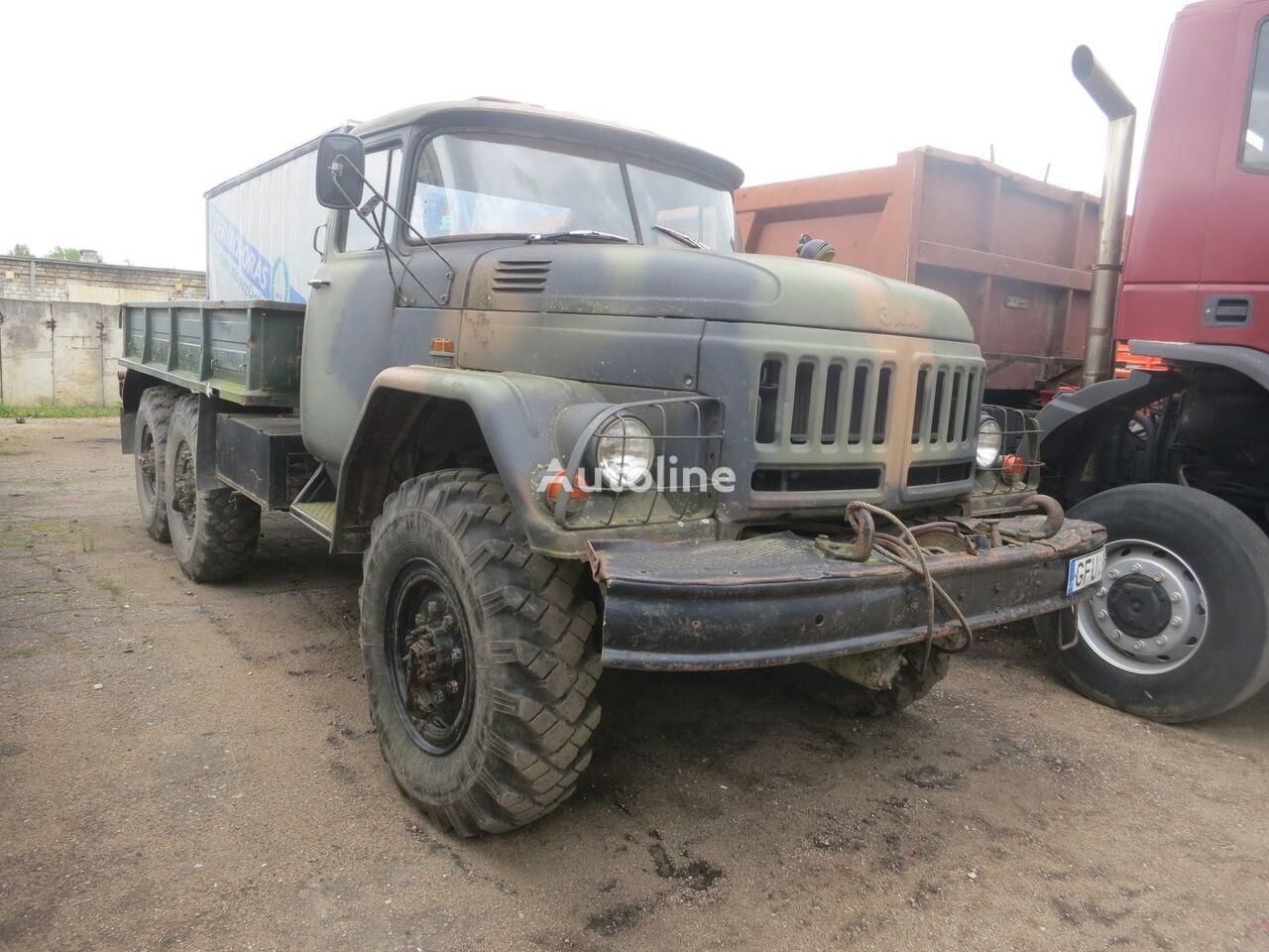 бортовой грузовик ЗИЛ 131