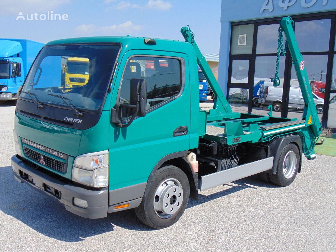 грузовик бункеровоз MITSUBISHI FUSO CANTER FE85