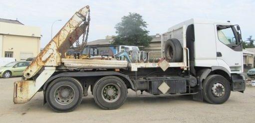 грузовик бункеровоз RENAULT 420 .26