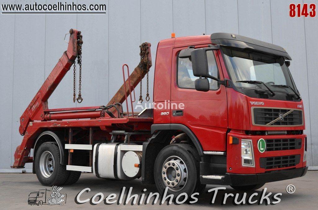 грузовик бункеровоз VOLVO FM 380