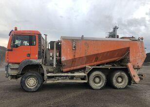 грузовик цементовоз MAN TGA 26.310