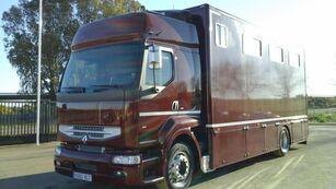 грузовик коневоз RENAULT PREMIUN 340