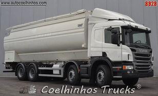 грузовик муковоз SCANIA P 360