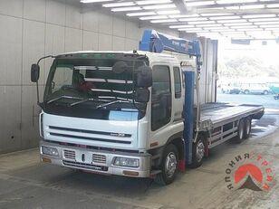 грузовик платформа ISUZU Giga