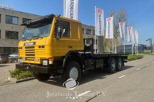 грузовик платформа SCANIA 113 320