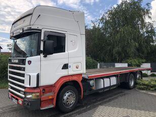 грузовик платформа SCANIA 124-420