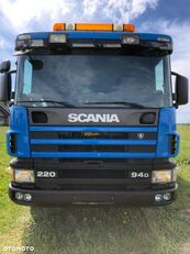 грузовик платформа SCANIA D94 HDS PALFINGER 12TON/M TR.091