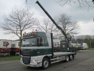 грузовик платформа DAF XF 6x2