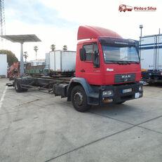 грузовик платформа MAN 18.285