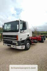 грузовик шасси DAF CF85 380 left hand drive manual pump 6X2 26 ton 637422 Km!