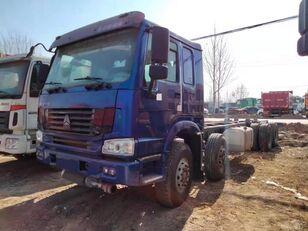 грузовик шасси HOWO 375