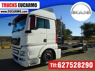 грузовик шасси MAN TGX 18 400