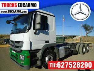 грузовик шасси MERCEDES-BENZ ACTROS 25 44