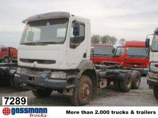 грузовик шасси RENAULT Kerax 350.34