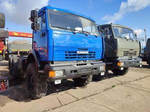 новый грузовик шасси КАМАЗ 43118