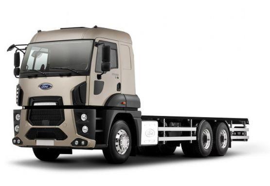 новый грузовик шасси FORD Trucks 2533 DC