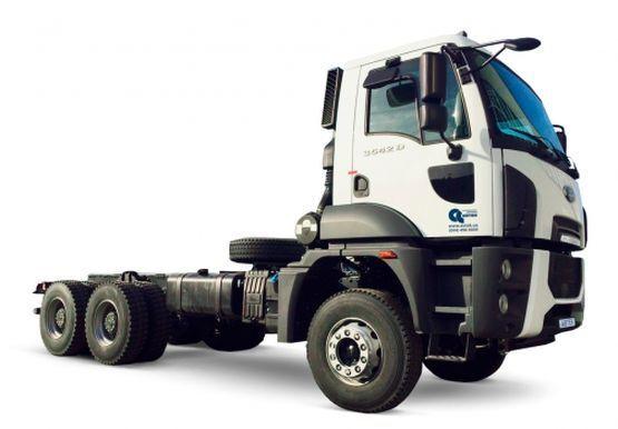 новый грузовик шасси FORD Trucks 3542D DC